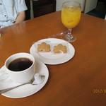 クックハウス火土水 - 2012.9.29 コーヒー&クッキー
