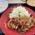 かつや - 料理写真:「プルコギとメンチカツの合い盛り定食」759円也。税込。