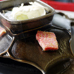 東山食堂 - 焼き&茹で~☆