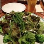 ARK HiLLS CAFE - 超大盛りグリーンサラダ