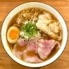 太閤うどん - 料理写真:魚介淡麗醤油ラーメン