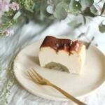 カフェ キュリアレンテ - 自家製チーズケーキ