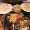 いきなりステーキ - 料理写真:いきなりサーロイン150g 968円 お得ないきなりバーセット 528円