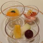 シャーウッドガーデン レストラン - Sherwood Garden RESTAURANT @東京ディズニーランドホテル 8皿目 デザート
