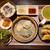 なかよし餃子 クレオパトラ - クレオパトラ定食(1078円)です。