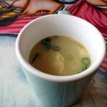 エスカマル - Aセット700円のスープ