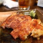 15053536 - 極上比内地鶏 もも肉一枚焼き