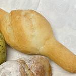 天然酵母ベーカリー トヰチ屋 - ミルクフランス