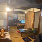 月と亀 - 古民家を改装したレトロなお店です✩.*˚
