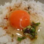 みそや林檎堂 - 卵かけご飯(日本一こだわり卵)