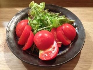 よね崎地酒地魚旬菜 - フルーツトマト