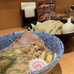 150541930 - 特製つけ麺 1080円