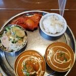 ミラン - 料理写真:ミランスペシャルランチ