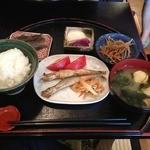 こみゅにてぃかふぇ和 - 日替わり 焼き魚定食