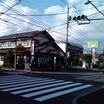 15055336 - 小金井街道沿い。