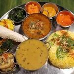 インド・ネパールカレー ラム - 料理写真: