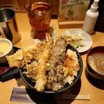 天丼専門 銀座いつき - ・「上天丼(¥1430)」