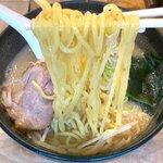 味源熊祭 おくむら - 札幌味噌 麺 2021.3.20