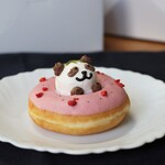 クリスピークリームドーナツ - イチゴパンダ