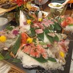 ビストロ ダイア - 北海道の新鮮な魚