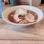 くじら食堂 - 料理写真:どっ豚骨ラーメン