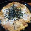 駒 - 料理写真:カツ丼のあたま