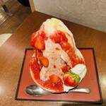 目白 志むら - 生いちごと豆乳クリーム餡 1,375円