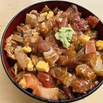 玄海寿司 - ばらちらし丼