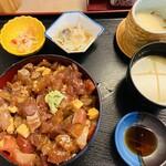 玄海寿司 - ばらちらしランチ