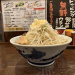 ロクゴーガッツ - 「ガッツらーめん(味噌)」750円