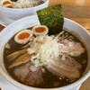 煮干そば とみ田 - 料理写真:○特煮干どろそば(並)150g 950円