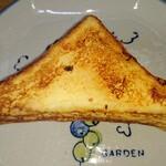 ピーターパン - フレンチトースト130円