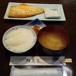 150581752 - アコウ鯛+定食