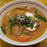 麺屋 ぬまた - 味噌らー麺