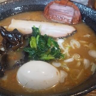 風雲児醤 - 料理写真:醤油ラーメン700円
