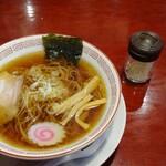 海ぼうず - 料理写真:昭和ラーメン だったかな?