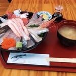 鯛喜 - 料理写真:★8.5上海鮮丼