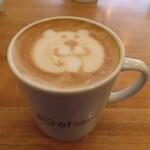 Ωcafe - カフェラテ