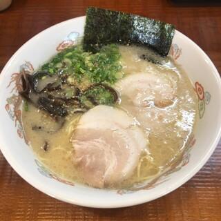富龍らーめん - 料理写真:らーめん 旨いスープ
