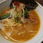 らぁめん 欽山製麺所 - 2021年2月 鶏そば 730円