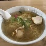 間宮堂 - 料理写真:ホタテラーメン塩