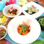 Chef's Table - アジアンビアパーティープラン