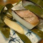 1506760 - なれ寿司のアップ