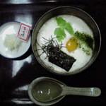 功徳庵 更科 - とろろ蕎麦(旧店舗)