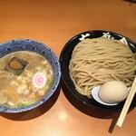 150601797 - 味玉つけ麺 大盛