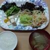 金壷食堂 - 料理写真:バイキングの野菜