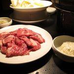 15061107 - 肉や野菜、ポテトサラダ