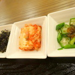 サランチェ - 3種の前菜