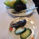 料亭 亀松閣 - 〆のメロンは完熟でバッチリ。