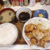 こたん - 料理写真:から揚げ定食¥620
